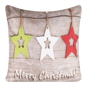 Tekstylia Bożonarodzeniowe W Klimacie Z Motywem